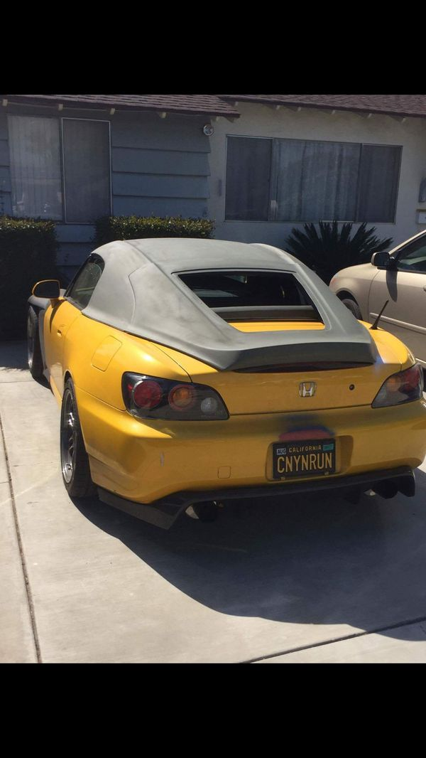 HONDA S2000 SPOON HARDTOP (REP) for Sale in Los Angeles, CA - OfferUp