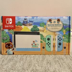Nintendo Switch Animal Crossing for Sale in Lombard, IL