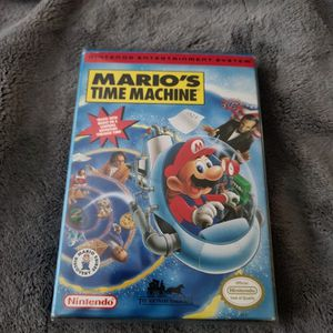 Mario's Time Machine for Sale in Arlington, TX