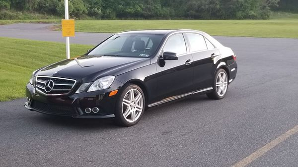 2010 Mercedes E350 4matic For Sale In Mohnton, PA