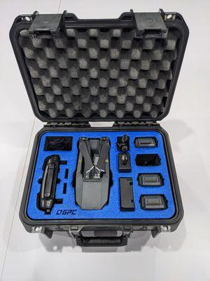 DJI Mavic Pro Drone w/ GPC Hard Case for Sale in Scottsdale, AZ