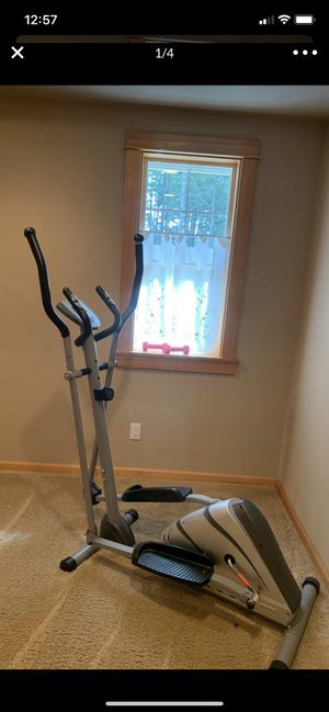 Exerpeutic Elliptical for Sale in Roy, WA