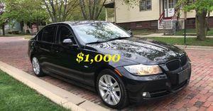 🎁$1,OOO URGENT i selling 2009 BMW 3 Series 335i xDrive AWD 4dr Sedan Runs and drives great beautiful🎁 for Sale in Lauderhill, FL