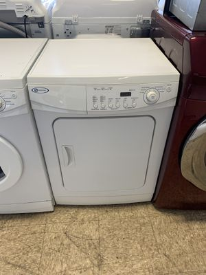 "24"" MAYTAG FRONT LOAD WASHER AND DRYER ELECTRIC WITH WARRANTY for Sale in Lake Ridge, VA"