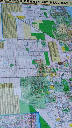 Dolph's Map Palm Beach for Sale in Pompano Beach,  FL