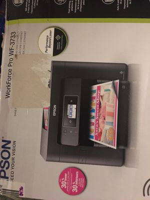 Printers ALL EPSON for Sale in Pontiac, MI