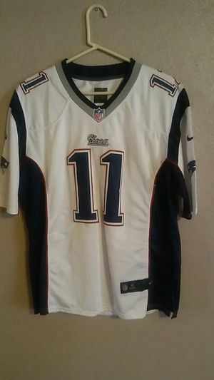 Genuine NFL Nike Jullian Edelman football jersey for Sale in Glendale, AZ