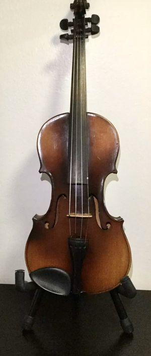 VIOLIN 3/4 Antonius Stradivarius Cremonenfis Faciebat Anno 17 Old FIDDLE for Sale in undefined