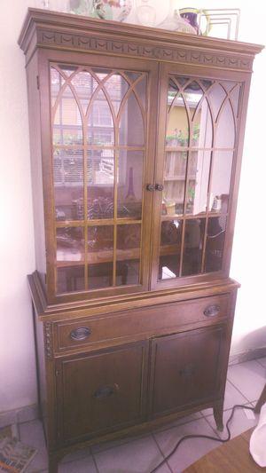 Antique China Cabinet for Sale in Miami, FL