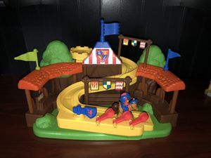 Fisher-Price Little People Mike the Knight Klip Klop Arena Playset for Sale in Shelby Charter Township, MI