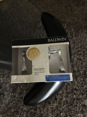 NEW Baldwin 5445V260FD Classic Reversible Non-Turning Two-Sided Dummy Door Lever Set from the Estate Collection for Sale in National City, CA