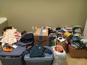 Children's Clothes 6months to 4T (Tubs of Sizes) for Sale in Phoenixville, PA