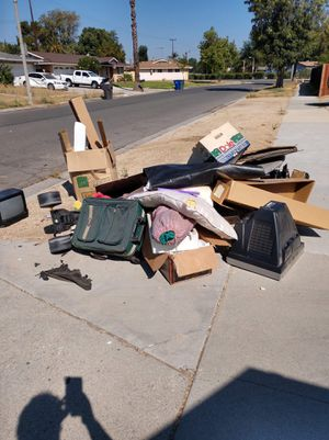 Junk trash removal we load & haul for Sale in Ontario, CA