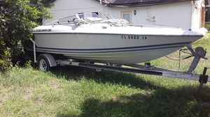 1989 Baja 190 19-footer 3.0 MerCruiser for Sale in Spring Hill, FL
