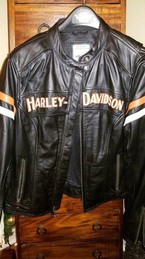 Harley Davidson leather Jacket Women for Sale in Edmonds, WA