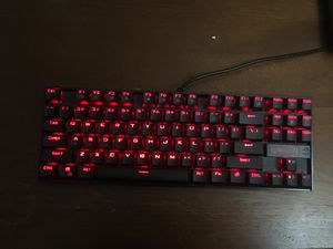 Redragon mechanical keyboard for Sale in Fremont, CA