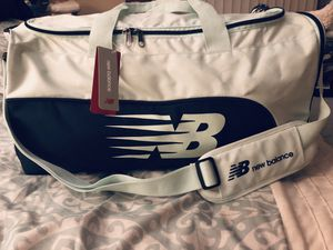 New Balance Brand new gym bag/ Duffle Bag for Sale in Santa Ana, CA