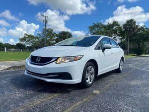 2015 Honda Civic for Sale in Plantation, FL