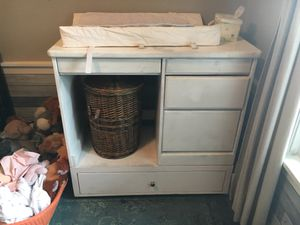 Diaper changing table for Sale in Tacoma, WA