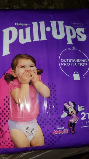 *New* Huggies pull-ups for Sale in Fort Lauderdale, FL