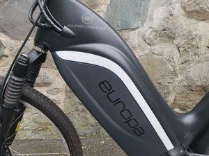 Stonewall Ebikes - Custom Built Electric Bicycles—> Europa Ultra Motor Step-Thru Cruiser for Sale in Brookline, MA