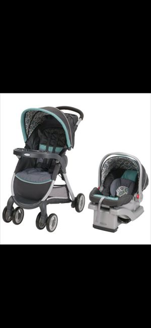 Graco stroller and car seat set for Sale in Chico, CA