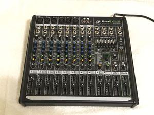Mackie ProFx12 v2 professional mixer 12 channel recording studio live for Sale in Phoenix, AZ