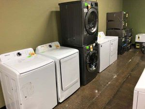 Washer/Dryer Sets Liquidation Sale Everything Must Go R42 for Sale in Long Beach, CA