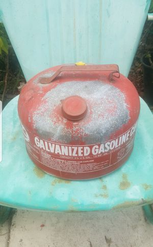 Vintage gas can for Sale in Hacienda Heights, CA