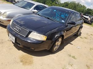 2001 audi a4 for parts for Sale in Dallas, TX
