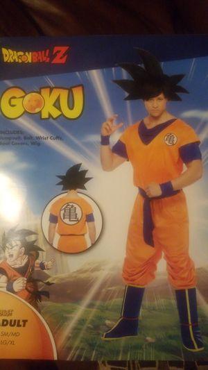 Goku Halloween costume. for Sale in Kyle, TX