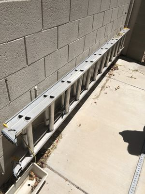Werner extension ladder for Sale in Henderson, NV