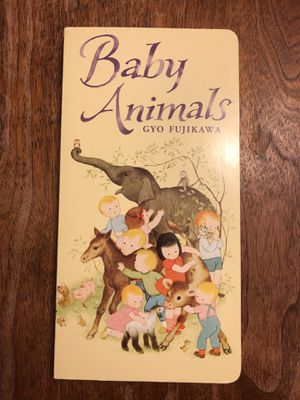 Baby Animals by Gyo Fujikawa for Sale in Fairfax, VA