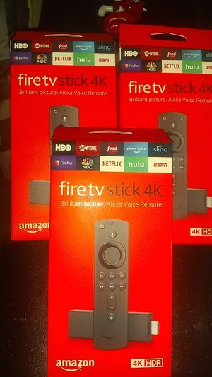 Modified 4k Amazon fire TV stick 🔥 🔥 for Sale in Saint Paul, MN