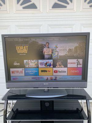 Flat Screen 46 Inch Sony Bravia TV for Sale in Clovis, CA