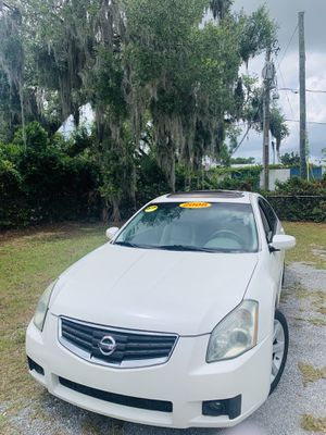 2008 Nissan Maxima for Sale in Jacksonville, FL