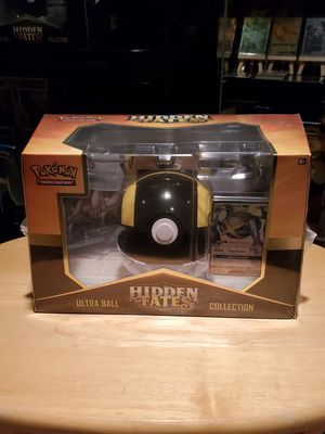 Hidden Fates Ultra Ball Collection *NEW* for Sale in Rutherford, NJ