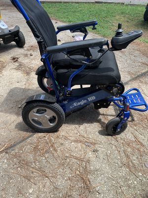 Eagle HD Bariatric Portable Wheelchair for Sale in Easton, MD