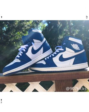 Jordan 1 storm blue size 11 used for Sale in Anchorage, AK