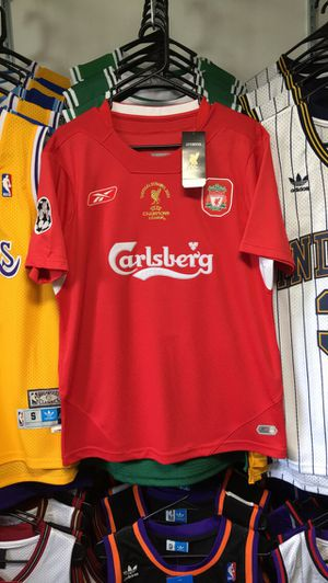 """LIVERPOOL 2004-2005 """"GERRARD"""" SIZE LARGE for Sale in Framingham, MA"""