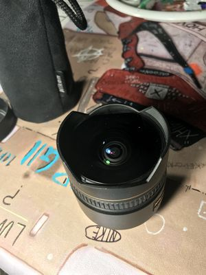 Nikon Fisheye Lense F/2.8 10.5mm for Sale in Cleveland, OH