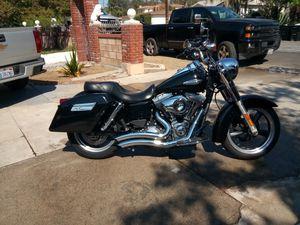 2015 Dyna switchback Harley Davidson bike original owner for Sale in Fontana, CA