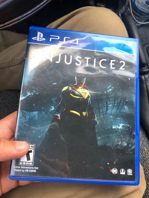 Injustice 2 for Sale in Chicago, IL