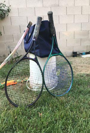 tennis rackets for Sale in Kerman, CA
