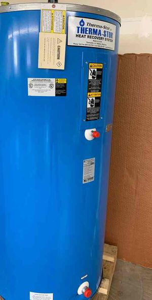 Brand New Therma-Stor 114 Gallon Water Heater! R9AS for Sale in Dallas, TX
