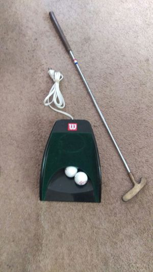 Golf putter with return and Club for Sale in Lincoln Park, MI