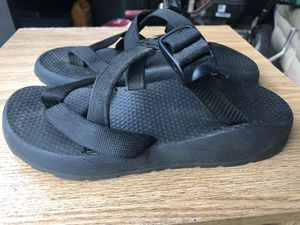 Chaco Women's Black Slide O Sport Sandals Size 7 for Sale in Kent, WA