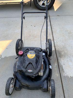 Yard Man Push Lawn Mower for Sale in Snellville, GA