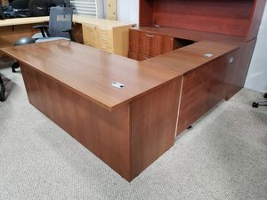 U-Shaped Desk for Sale in Santa Ana, CA