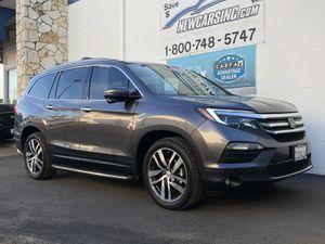 2017 Honda Pilot for Sale in San Diego, CA